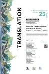 Affiche exposition Translation